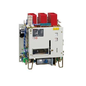 德力西DELIXI 万能式断路器,DW-630 630/630A 热式 AC380V,DW150606R3VP,1个/个