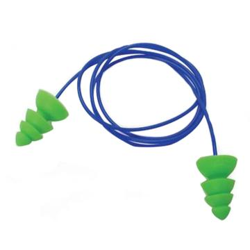 Moldex 可重复使用耳塞,60308307,Comets 圣诞树型硅胶材质 带线,50副/盒
