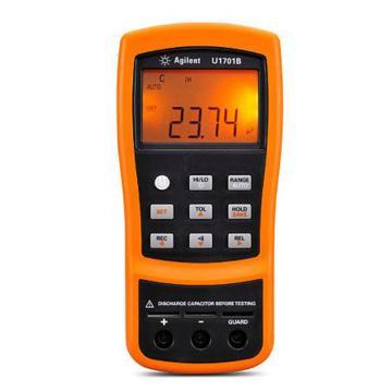 是德/安捷伦 手持式电容表,U1701B