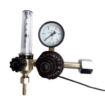 日出减压器,997-C25(JTR97),加热,适用气体:二氧化碳,输入压力:15Mpa