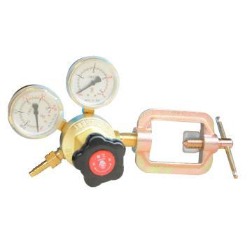 日出大武士减压器,881-15(AR81),适用气体:乙炔,输入压力:1.6Mpa