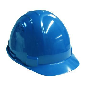 霍尼韦尔Honeywell 安全帽,H99RA107S,ABS带透气孔 蓝色