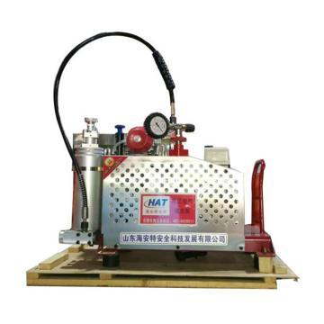 海安特 空气呼吸器充气泵,HAT100Aplus,三相交流电机 380V 2.2kW