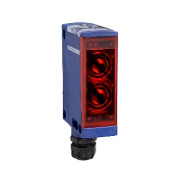 施耐德Telemecanique 距离增强型光电开关,XUX1APBNT16