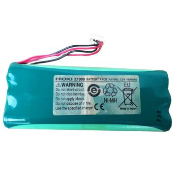 日置/HIOKI Z1000电池组,7.2V,4500mAh电池组,Z1000,NiMH,主机充电