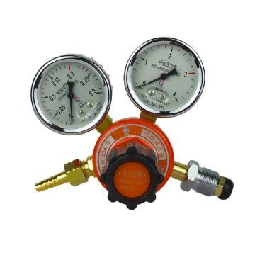 日出减压器,858-P20(LR03K),适用气体:丙烷,输入压力:1.6Mpa