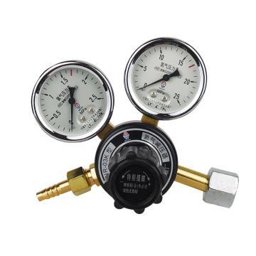 日出减压器,858-N125(NR03K),适用气体:氮气,输入压力:15Mpa