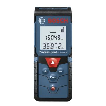 博世/BOSCH 激光测距仪,40米,GLM4000,产品编号:0601072981