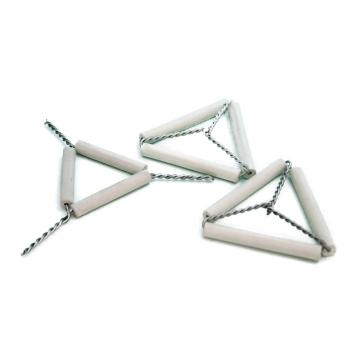 泥三角,陶瓷55mm,5个/包