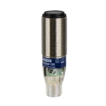 施耐德Telemecanique 圆柱型光电开关,XUB0BPSNM12