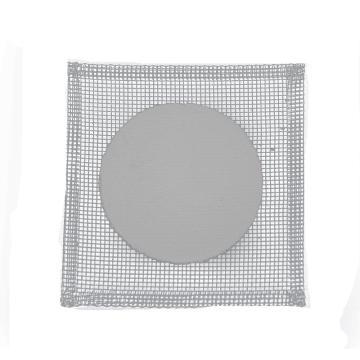 陶土隔热网(热镀),不含石棉12.5×12.5cm,10片/包