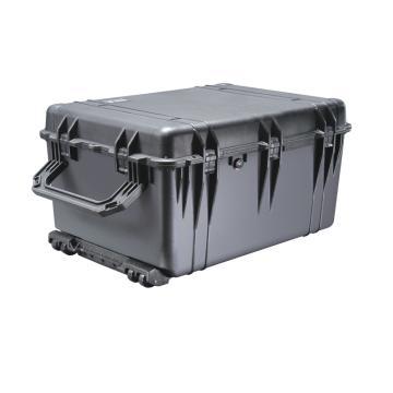 派力肯 双排滚轮大型拉杆箱,可选配分隔层可选配箱盖整理袋,含海绵垫,802*584*495,1660