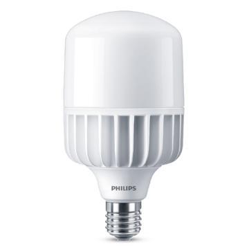 飞利浦 LED灯泡 LED中低天棚灯泡 TForce Core HB 90-80W 灯头E40 中性光840  功率80W