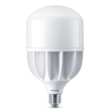 飞利浦 LED中低天棚灯泡,TForce Core HB 50-50W 灯头E27 白光865,6500K,50W,单位:个