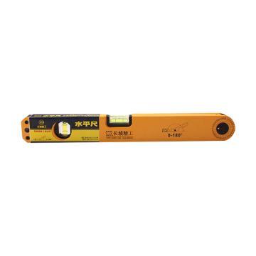 長城精工 角度測量水平尺,12A系列 400mm,GWP-12A