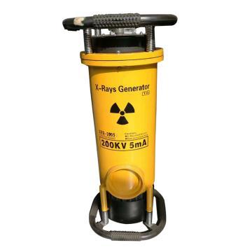 蓝锋,便携式X射线探伤机(配置定向玻璃X射线管),XXQ-2005