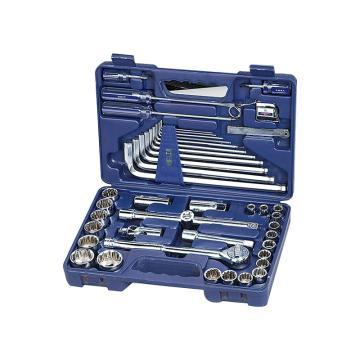 长城精工45件汽修组合工具 406045