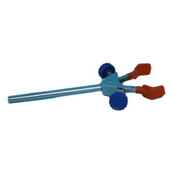 两爪万用夹(小号),锌合金电镀(双螺丝调节),夹持0-40mm