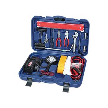 长城精工 随车应急组合工具,20件套 515*335*120mm,彩盒吸塑包装,402020