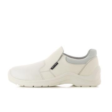 Safety Jogger 白色安全鞋,GUSTO S2-43,防砸防静电防水