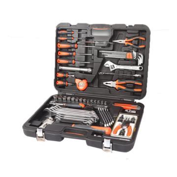 套筒工具套装,6.3MM & 12.5MM系列86件套,S010086