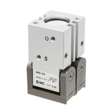SMC 气缸,MHW2-50D