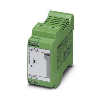 菲尼克斯PHOENIX 电源模块,MINI-PS-100-240AC/10-15DC/2