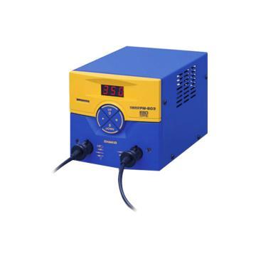 白光控温电焊台,220V双插口 控温200-450℃,FM-203