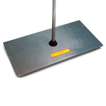 不锈钢滴定台,30×15cm,杆φ10×650mm
