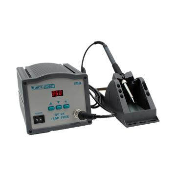 快克 无铅电焊台,50-600度,90W,QUICK203H