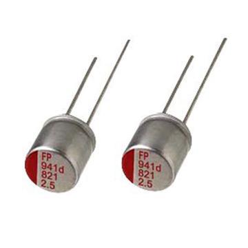 NICHICON 铝电解电容 ,RL81V101MDN1KX