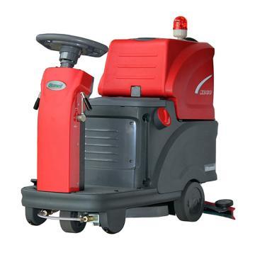 克力威驾驶式洗地机,XD60