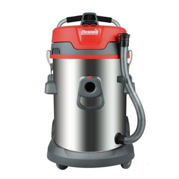 克力威吸尘吸水机,WVC606 不锈钢 2x1100W 60L