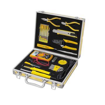 铝合金箱电子组套,27PC,BS511027