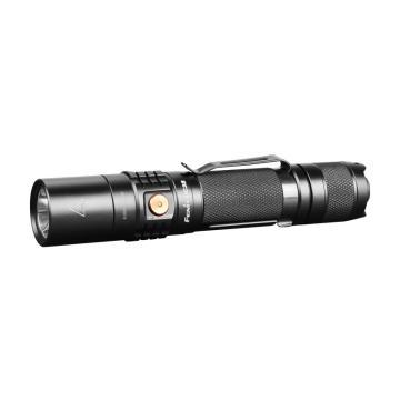 Fenix UC35 V2.0超高亮度战术手电 含1节18650锂电池、抱夹、备用O圈、USB线、防水帽,单位:个