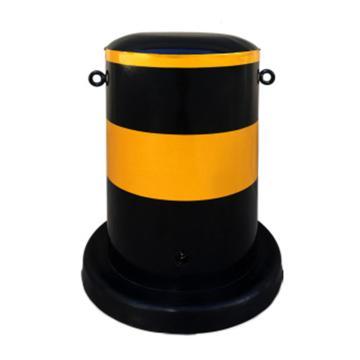 路桩,45*21*25(重7公斤),黄黑可移动含安装配件