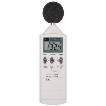 泰仕/TES 数字式噪音计,TES-1350A
