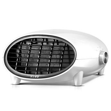 格力 PTC陶瓷暖风机,NBFB-20-WG,台壁两用,冷暖3档,整机防水