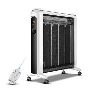 格力 硅晶电热膜取暖器,NDYN-S8021B,2100W,3档调节