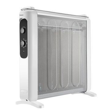 格力 机械款电热膜取暖器,NDYN-X6021,2100W,220V,3档调节