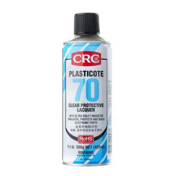 CRC 透明保护漆,PR2043,300g/瓶,12瓶/箱