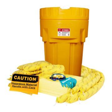 西斯贝尔SYSBEL 65加仑泄漏应急处理桶套装(防化型)