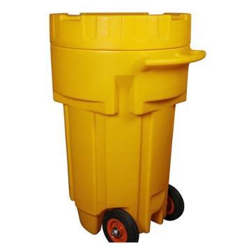 西斯贝尔SYSBEL 65加仑泄漏应急处理桶,65G/246L