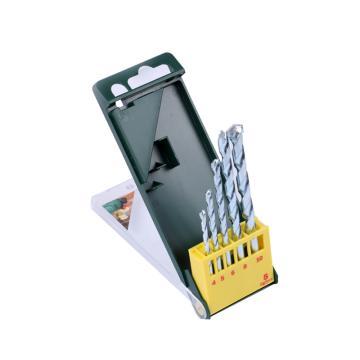 博世钻头套装,HM石工钻头(5支) 4/5/6/8/10mm,2607019438
