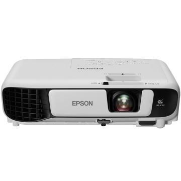 爱普生(EPSON)投影仪,CB-S41 投影机办公(3300流明 标配HDMI 支持左右梯形校正)