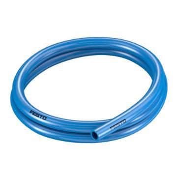 费斯托FESTO PU气管,耐水解,外径*壁厚Φ12×2,蓝色,50M/卷,PUN-H-12x2-BL,197387