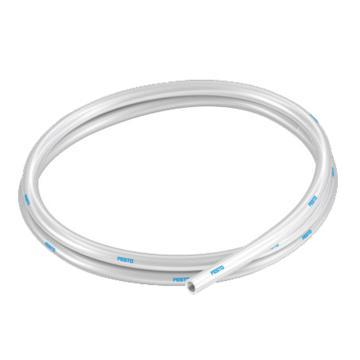 费斯托FESTO PU气管,耐水解,外径*壁厚Φ12×2,透明,50M/卷,PUN-H-12x2-NT,197380