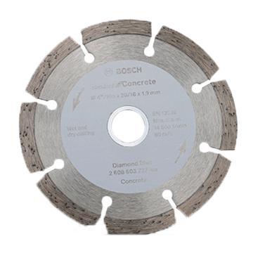 博世云石片,105mm 节断式混凝土专用(经济型),2608603727