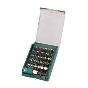 世达31件套6.3系列气动旋具头组套,09333