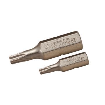 世達花型旋具頭,6.3mm系列25mm長 5件套,T15,59233